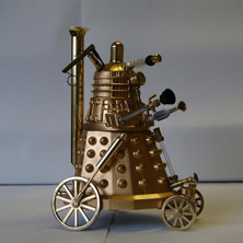 My Dalek Has A Puncture