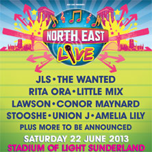 North East Live: JLS & Special Guests