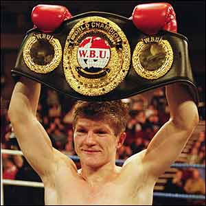 An open letter to Ricky Hatton
