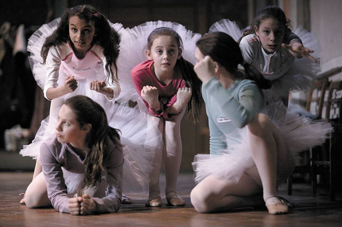 Billy Elliot - Victoria Palace Theatre - Ballet Girls