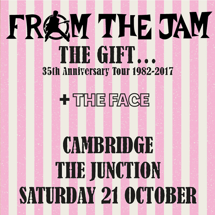 From The Jam - From the Jam - Cambridge