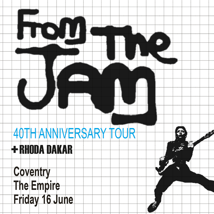 From The Jam - From the Jam - Coventry