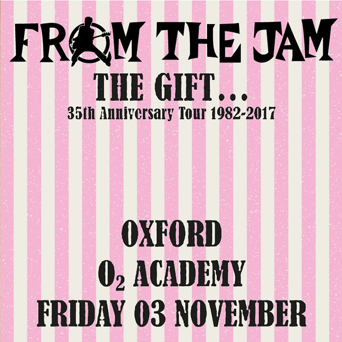 From The Jam - From the Jam - Oxford