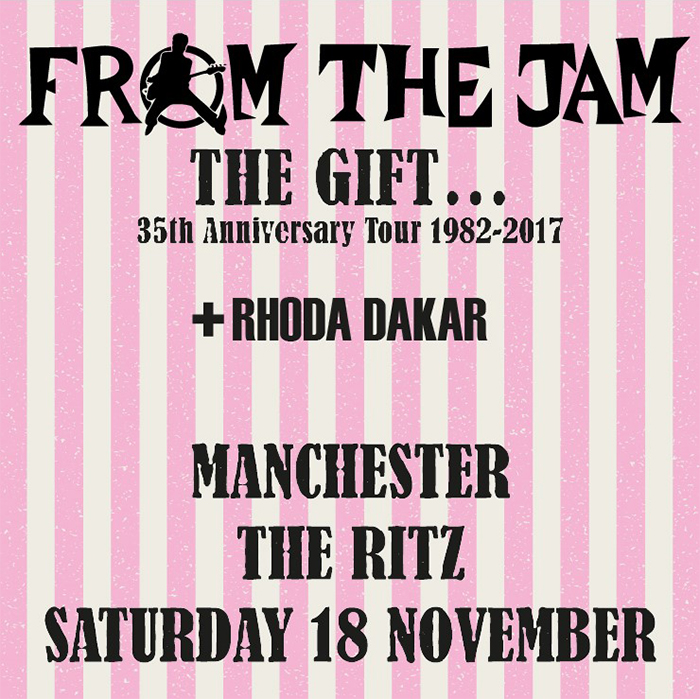 From The Jam - From the Jam - Manchester