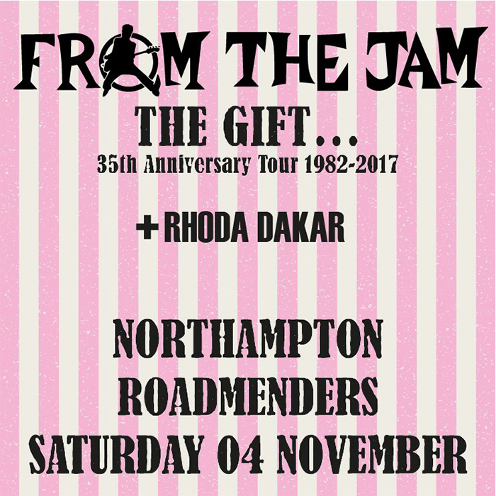 From The Jam - From the Jam - Northampton