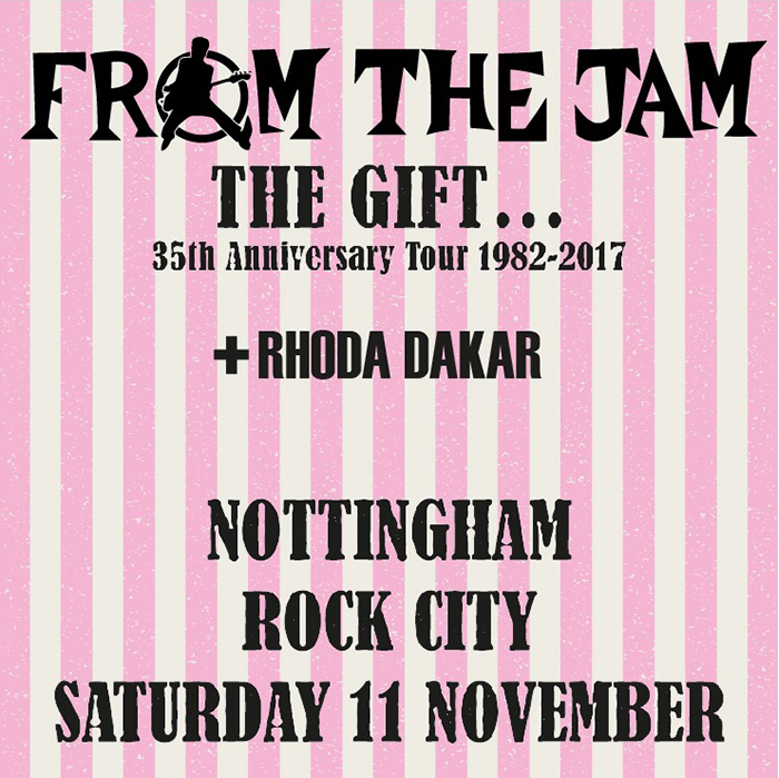 From The Jam - From the Jam -Nottingham