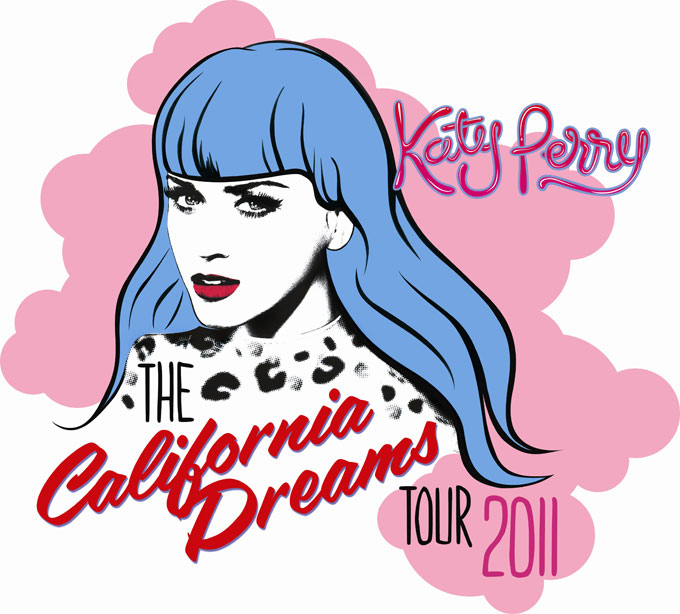 Katy Perry - Katy Perry California Dreams tour