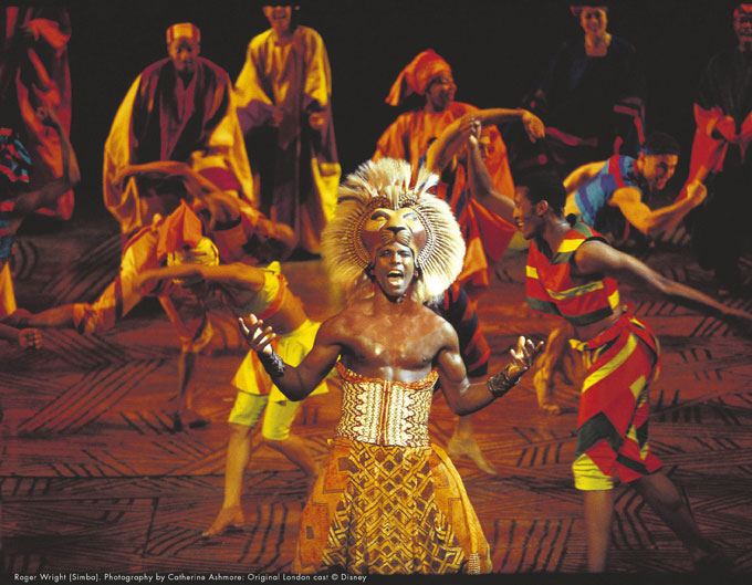 Disney's The Lion King - Lyceum Theatre London - The Lion King tickets - the show