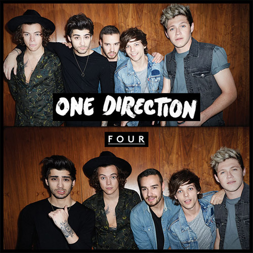 One Direction - 1D - Four