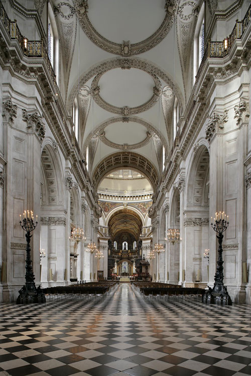 St Paul's Cathedral - St Paul's tickets - stunning interior