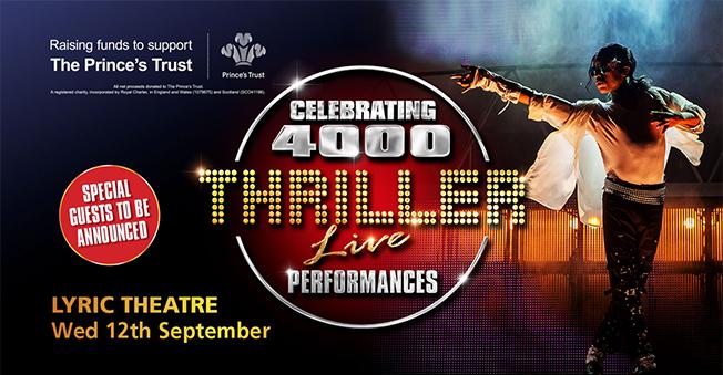 Thriller Live Tickets - Eventim