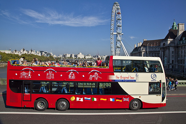 The Original Tour - The Original London Sightseeing Tour