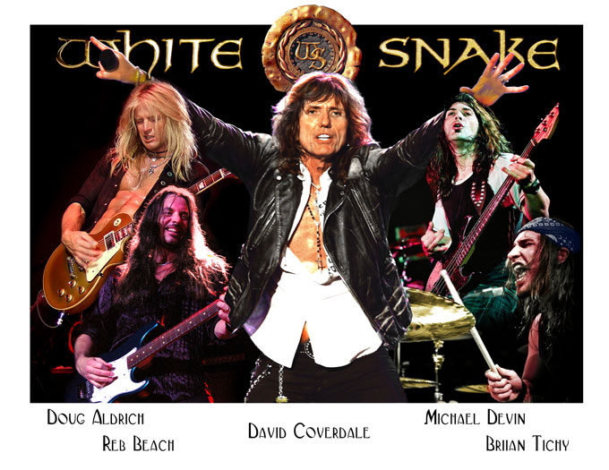 Whitesnake - Whitesnake tickets - the band
