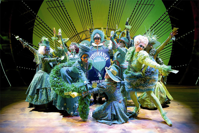 Wicked - Wicked Cast
