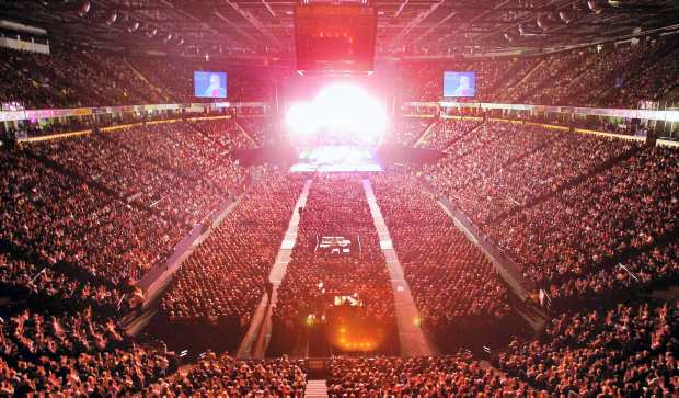 Manchester Arena - Manchester Arena