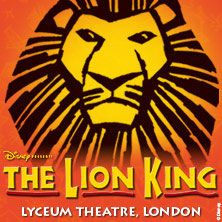 lion king musical tickets london