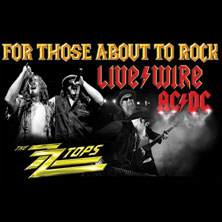 For Those About To Rock - Tickets