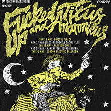 FUCKED UP/TITUS ANDRONICUS LONDON - Tickets