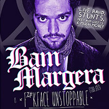 BAM MARGERA FROM JACKASS IS F**KFACE UNSTOPPABLE BIRMINGHAM - Tickets