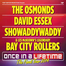 Once In A Lifetime - The Final Tour 2014 - Tickets