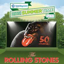 The Rolling Stones - Hotel Packages: Barclaycard British Summertime - Tickets