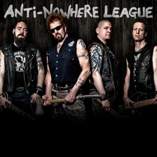 Anti Nowhere League - Tickets