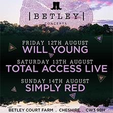 Betley Concerts - Will Young