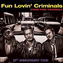 Fun Lovin' Criminals OXFORD - Tickets