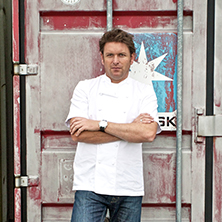 James Martin - Plates, Mates And Automobiles