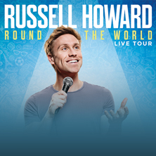 Russell Howard - Round The WorldRussell Howard