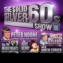 The Solid Silver 60s Show NOTTINGHAM - Tickets