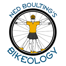 Ned Boulting: Bikeology