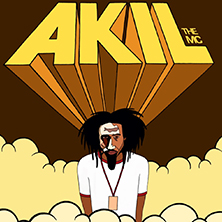 Akil The Mc From Jurassic 5