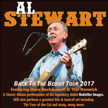 Al Stewart LIVERPOOL - Tickets