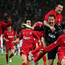 An Evening With LFC Istanbul Legends: Garcia, Hamman, Dudek, Riise