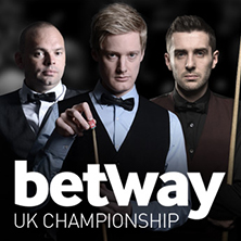 Betway Uk Championship 2016 - Afternoon