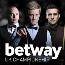 Betway Uk Championship 2017 - Afternoon Session