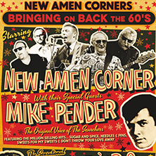 Bringing On Back The 60s Starring The New Amen Corner