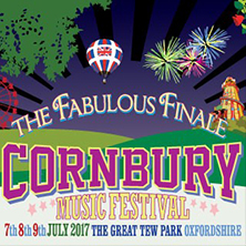 Cornbury Festival 2017 - Tickets