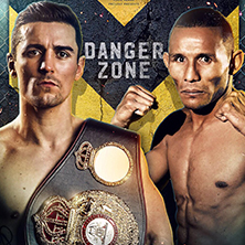 World Championship Boxing Crolla v Barroso