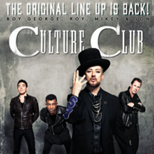 Culture Club LONDON - Tickets