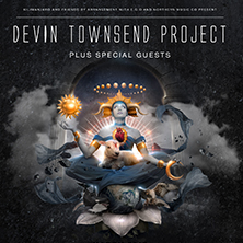 Devin Townsend Project LONDON - Tickets
