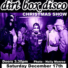 Dirt Box Disco Christmas Show