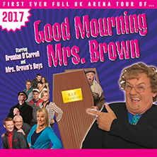 Good Mourning Mrs Brown - Tickets