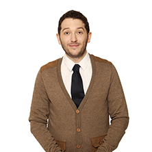 Jon Richardson: Old Man - Tickets