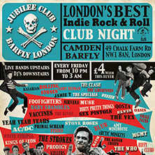 Bare Knuckle Parade + The Repeat Offenders + The Higher Planes + Curse Of Lono