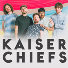 RUN, ROCK n RAISE Feat. Kaiser Chiefs & Kodaline - Tickets