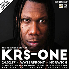 Krs One LONDON - Tickets