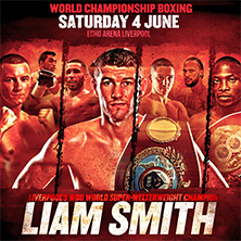 World Championship Boxing Liam Smith
