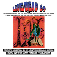 Live Dead 69 LONDON - Tickets